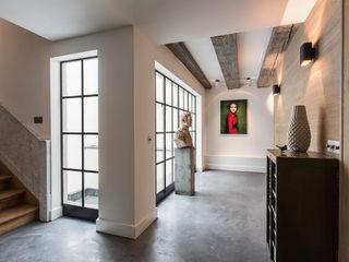 Sigrid van Kleef & René van der Leest - Studio Ruim Couloir, entrée, escaliers modernes