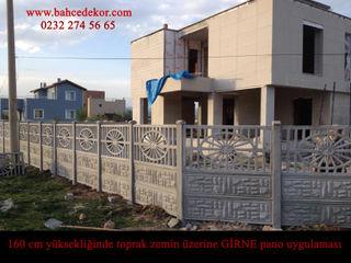 BAHÇE DEKOR Beton Bahçe Elemanları ve Gıda San. Tic. Ltd. Şti. جدران وأرضيات أغطية الجدران والأرضيات