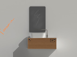 Clausell Studio BathroomStorage