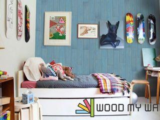 WoodMyWall Modern Walls and Floors