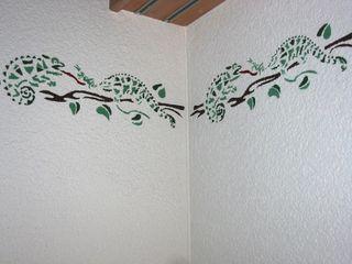Kreative Malerarbeiten Maler Kaltenbach Mediterrane Kinderzimmer