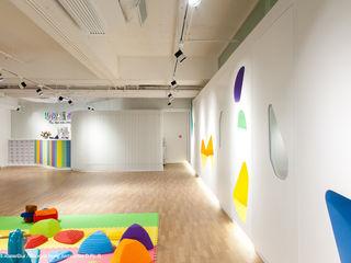 atelier blur / georges hung architecte d.p.l.g. Escuelas
