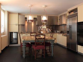 Francesca Bonorandi Eclectic style kitchen