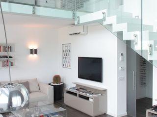 Francesca Bonorandi Minimalist living room