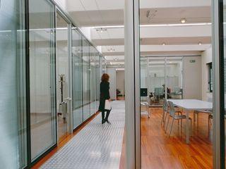 Francesca Bonorandi Industrial style office buildings