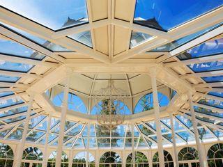 Architektonische Perle in der italienischen Natur KELLER AG Mediterraner Wintergarten