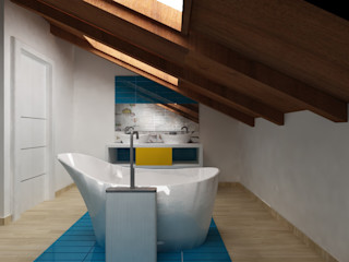 SUPER BLOC SRL Ванна кімната
