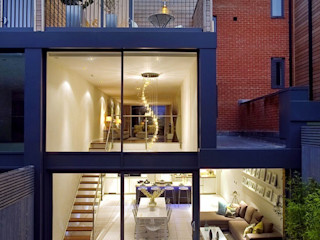 Crouch End Private Client | London LLI Design Modern Living Room