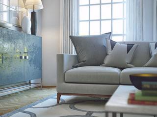 Notting Hill Residence LLI Design Living room