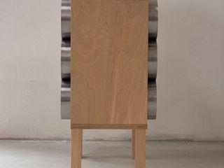 NaNowo Industrial Design Dining roomWine racks