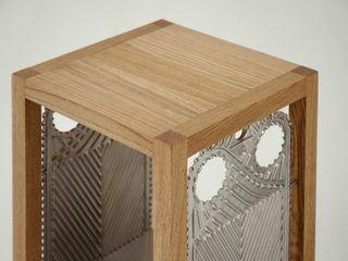 NaNowo Industrial Design Living roomShelves