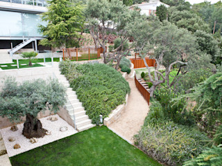 JARDÍ PEDRA I ARIDS S.L. Mediterraner Garten
