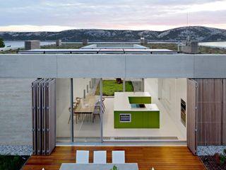 KELLER minimal windows® - filigrane Festfenster und Schiebetüren KELLER AG Mediterrane Fenster & Türen
