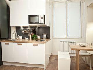 Géraldine Laferté Cocinas de estilo escandinavo