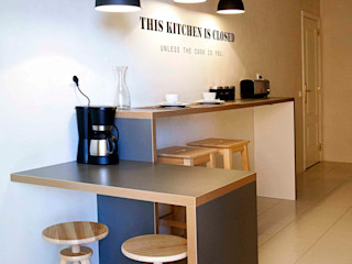 Staging Factory Kitchen