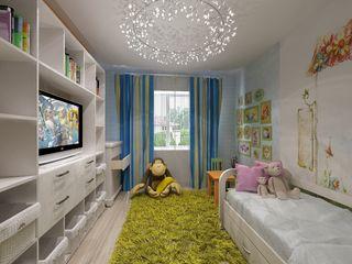 Студия дизайна Натали Хованской Nursery/kid's room