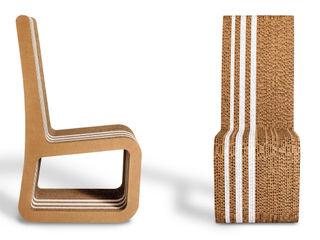 Stripe Collection Origami Furniture Paisajismo de interiores