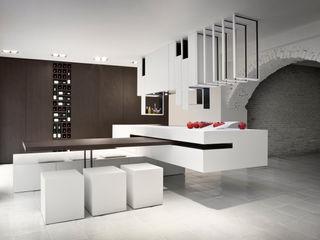 The Cut Kitchen Alessandro Isola Ltd CuisinePlans de travail