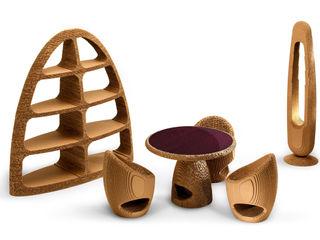 Canyon Collection Origami Furniture Paisajismo de interiores