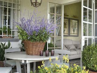 Casale sulle colline di Firenze Antonio Lionetti Home Design Balcone, Veranda & TerrazzoAccessori & Decorazioni