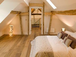 Engineered Oak Flooring The Prestige Flooring Company Rustic style bedroom