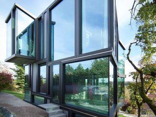 L3P Architekten ETH FH SIA AG Modern houses