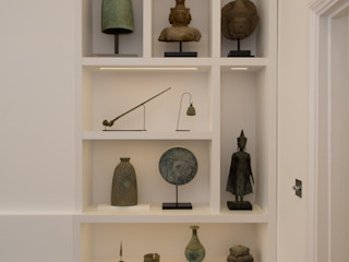 Hampstead Family Home, London DDWH Architects Livings modernos: Ideas, imágenes y decoración