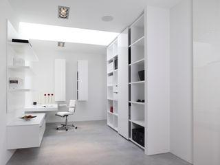 Energiespar-Haus STOCKHOLM STREIF Haus GmbH Moderne Arbeitszimmer