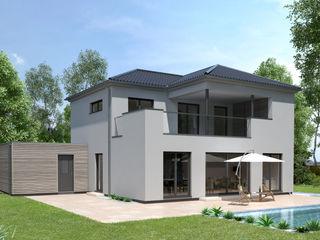 Musterhaus in Bitburg STREIF Haus GmbH Moderne Häuser