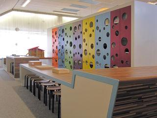 Leonardus interieurarchitect Modern schools