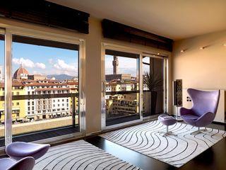 Attico sui Lungarni a Firenze Antonio Lionetti Home Design SoggiornoDivani & Poltrone