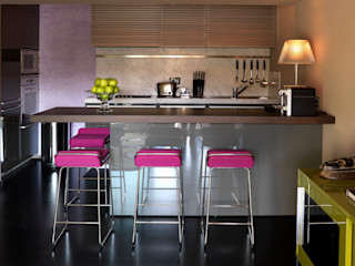 Attico sui Lungarni a Firenze Antonio Lionetti Home Design CucinaTavoli & Sedie