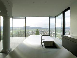 Alberati Architekten AG Кухня