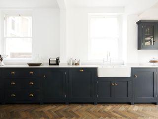 The Bath Shaker Kitchen by deVOL deVOL Kitchens Кухня