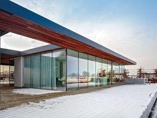 reitsema & partners architecten bna Modern balcony, veranda & terrace