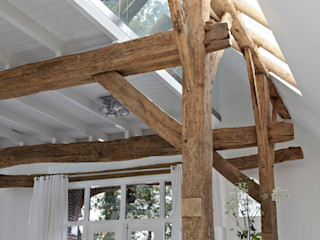 reitsema & partners architecten bna Country style bedroom