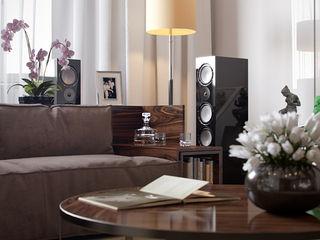 Архитектурное бюро Андрея Стубе Living room