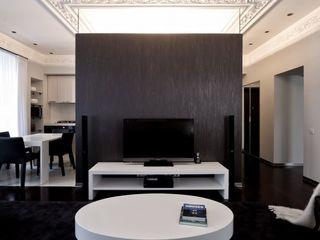 Archibrook Minimalist living room