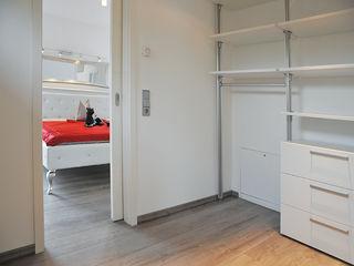 Haus Frankfurt Business STREIF Haus GmbH Moderne Ankleidezimmer