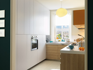 NEW! 2015 Kitchen: PORTLAND + ARCOS Schmidt Palmers Green Kitchen
