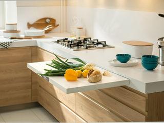 NEW! 2015 Kitchen: PORTLAND + ARCOS Schmidt Palmers Green Dapur Gaya Skandinavia