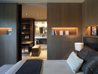 adela cabré Modern Yatak Odası