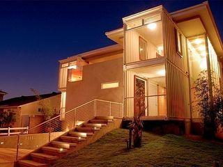 Container Häuser und Modulbau Immoservice Knopf Ausgefallene Häuser