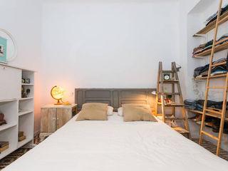 casa 10 J Dormitorios de estilo escandinavo