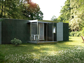 Casas Cube Prefabricated home
