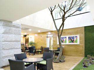 베스티안병원 Bestian Clinic 참공간 디자인 연구소 모던 스타일 병원