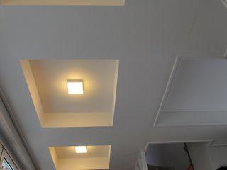 AAPA건축사사무소 現代風玄關、走廊與階梯