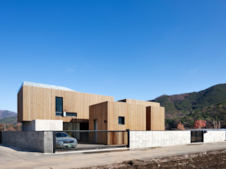 ADF Architects Modern houses