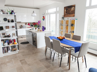 Lise Compain Modern dining room