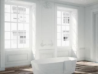 Vallone GmbH Casas de banho modernas